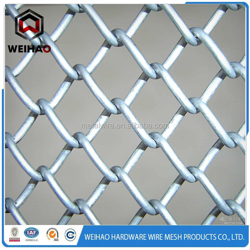diamond mesh horse fencing chain link mesh fence