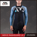 Rashguards Womens / Long Sleeve / Nylon Rashguards / Division