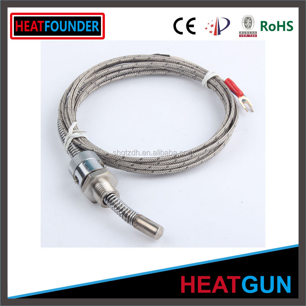 S TYPE THERMOCOUPLE TEFLON THERMOCOUPLE WIRE K TYPE OMEGA THERMOCOUPLE