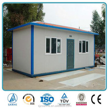 Prefabricated House/office container price/40ft container house for sale
