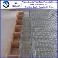 Anpig yize high quality layers mink breeding cage within wooden box ,ISO9001 certificated commercial mink cage for sale