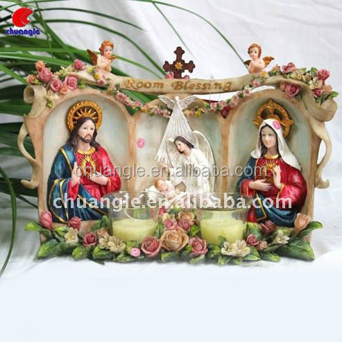 Religion Figure , Jesus Figurines , Virgin Mary Statue