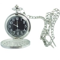 Hot selling long chain watch japan movt quartz pocket watch high quality artwork colorful pocket watch