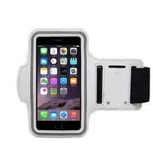 Wholesale Online Fashion Armband Cellphone with Key Holder New Outdoor Reflective Sport Running Armband For Cellphone