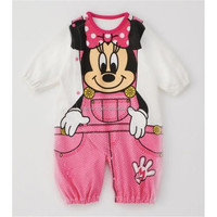 2016 organic cotton unisex promotional spring 1 year old baby clothes for children