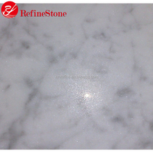 High Polished Decoration Calacatta royal Grade A White Marble Tiles & Slabs
