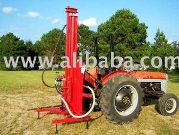 BoreMaster Water Well Drilling Rig, Drill Equipment, Driller