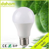 A60 Led Bulb Raw Materials Led Light Bulb 11W Globe Led Bulb