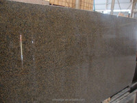 Custom size cafe brown granite