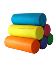 Wholesale Solid Muscle Exercise EVA Textured Crossfit Foam Roller