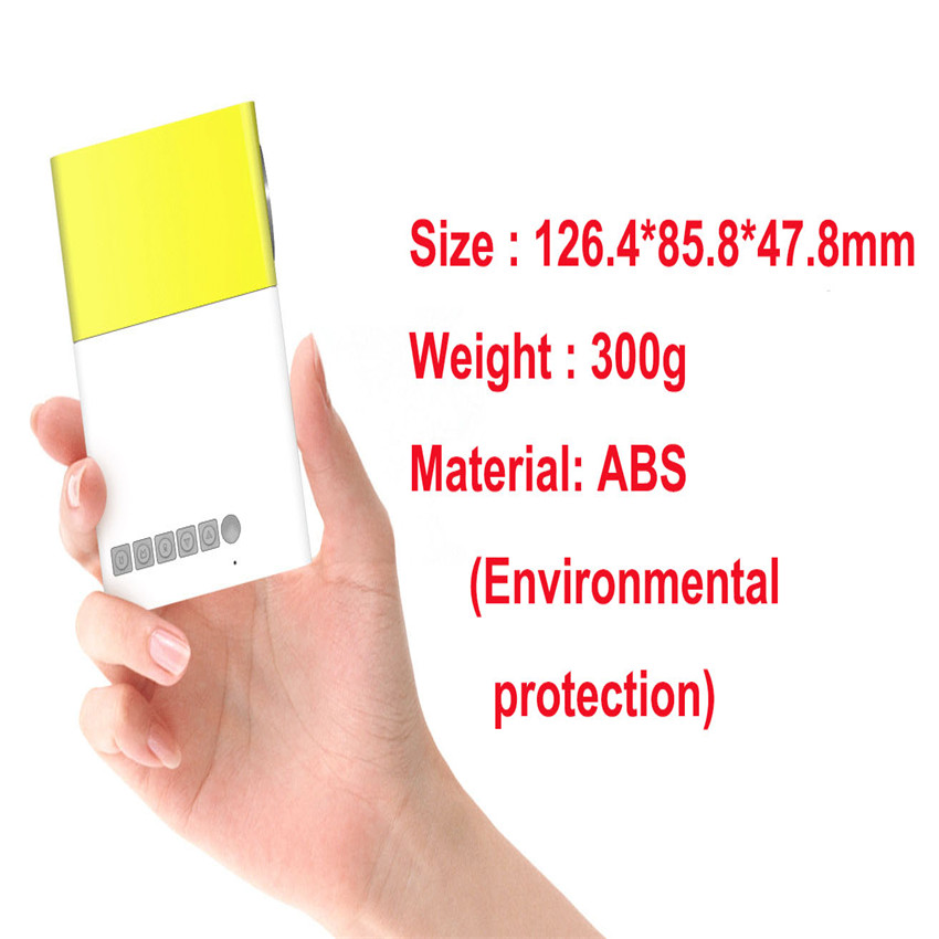 Digital rofessional Manufacturer Portable ProjectorThe Cheapest Android HD 1080P Mini Projector Mobile Phone Projector
