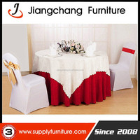 Cheap Jacquard Knitted Laminated Fabric Tablecloth JC-ZB152