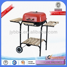 High qulality cheap price 18 inch grill with side table