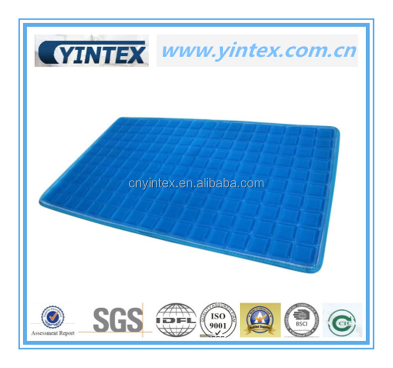 Luxury Gel Cooling Pad Best Cooling Mat/Gel Bed Pad