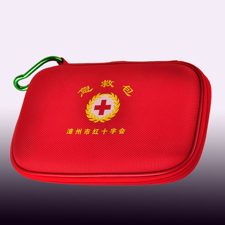 2018 high quality Mini First Aid Zipper Kit Pouch Bandage Bag Magic factory supply first aid kit bag