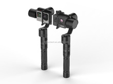Hohem HG5PRO 3-Axis Handheld Gimbal for GoPro5,Hero4/3+/3, YI CAM, SJCAM, AEE and Other Action Cameras gimbal action camera