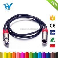 high grade low noise microphone cable