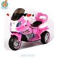 WDHV618 2017 New Design And Popular Electric Motor Car For Kids To Ride