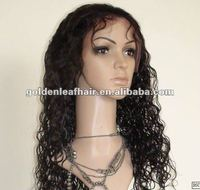 AAA Quality Virgin Indian Remy Hair Lace wigs Factory price
