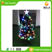 Charming Custom Decorating Artificial Christmas Tree Led