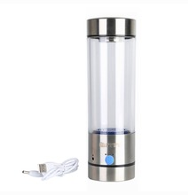 400ml Hydrogen Water Bottle Household Water H2 Hydrogen Powered Electricity Generator