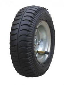 Factory direct stand sales solid rubber cart tire
