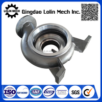 China Alloy Steel Lost Wax Casting Part