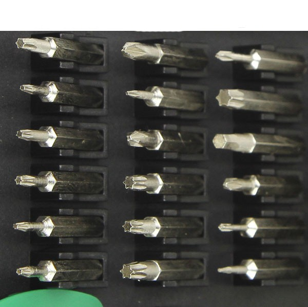 BAKU multi types t1 t2 t3 t4 torx screwdriver bit precision screwdriver interchangeable screwdriver set bk-3330