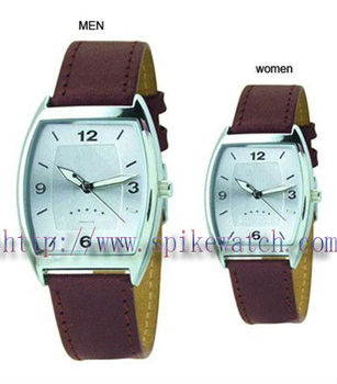 Classic pair couples wrist watch for gift set