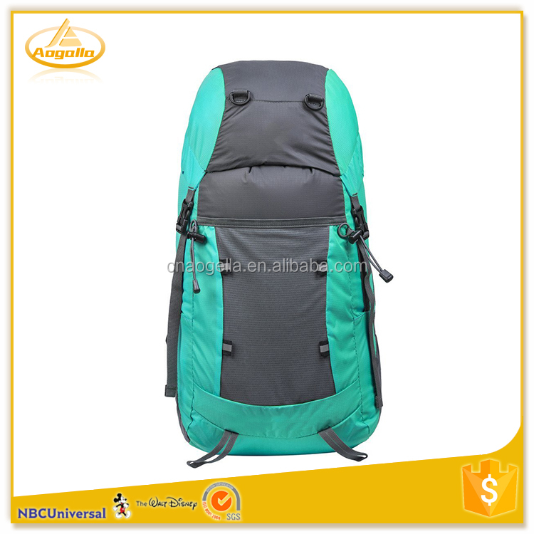 Wholesales custom camping waterproof hiking backpack