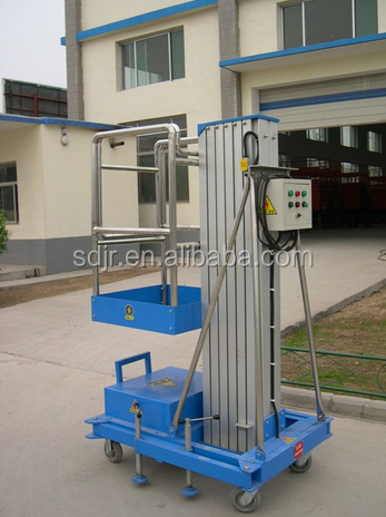 Aluminum alloy aerial platform with CE