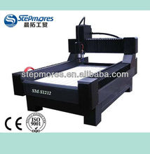 Heavy duty cnc router machine for stone / metal SM-1212