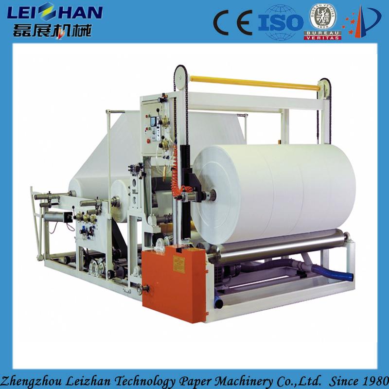 Paper Mill Parts : Tissue paper mill used slitter rewinder machine
