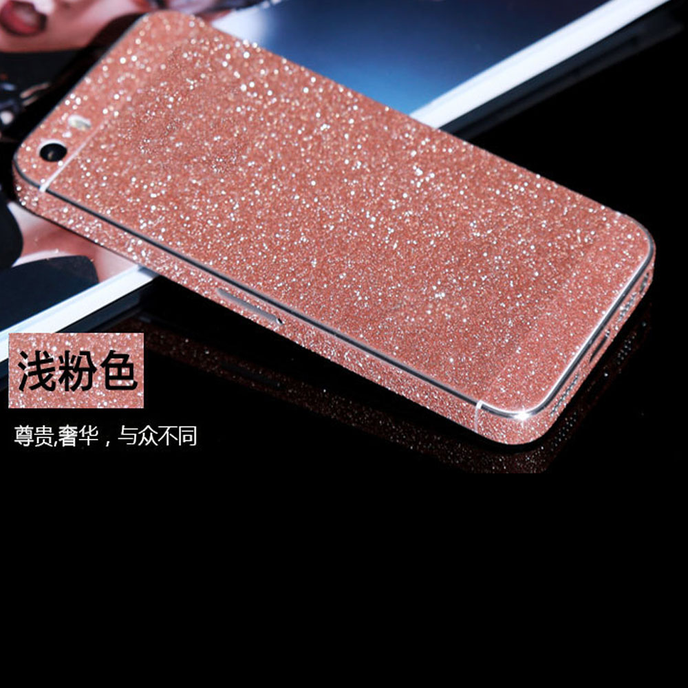 2017 New Arrival Luxury Glitter Crystal Bling Bling Cover Skin For samsung galaxy s6 s7 s8