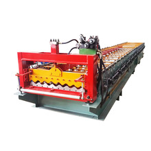 Tianjin YS Roll Forming Machine of pbr metal roofing panel machine