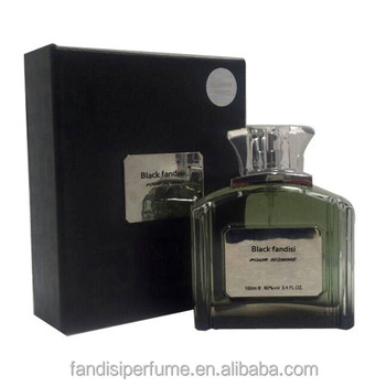 Black fandisi perfume for men