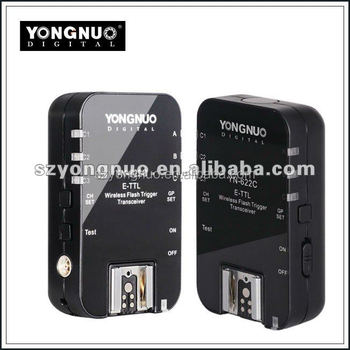 YN-622C Wireless TTL Flash Trigger For Canon camera accessories