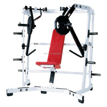 Plate Loaded Fitness Equipment Lateral Wide Chest