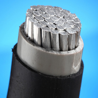 low voltage single core aluminum cable and wire