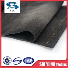 Wholesale cotton quilted cotton polyester fiber denim fabric with good prices