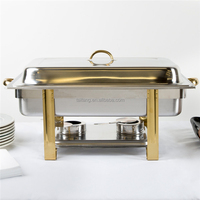 Buffet Dishes Dinnerware Roll Top Chafing Dish Price In Dubai
