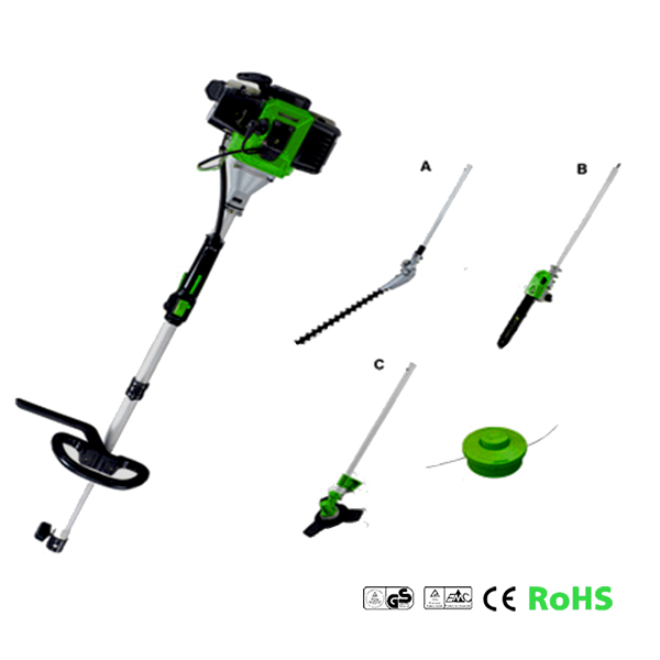 32.5CC 4 IN 1 Petrol products brush cutter hedge trimmer chain saw