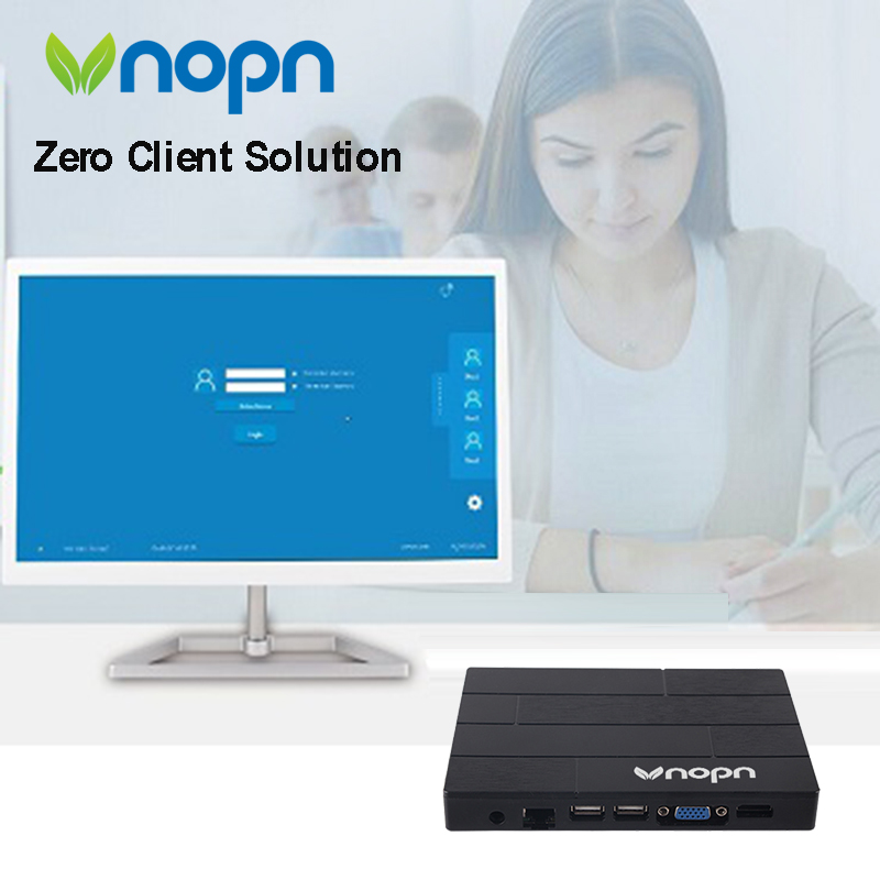 2018 best selling cheap thin client for CBT