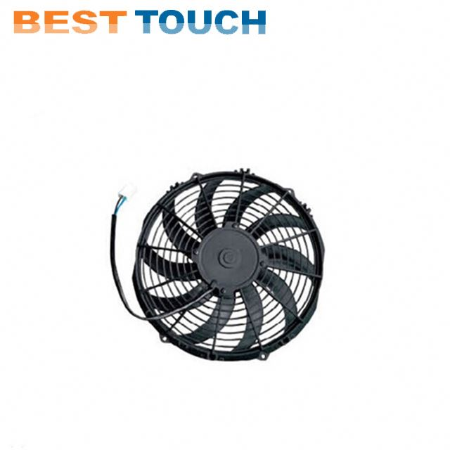 LANDCRUISER <strong>100</strong> SERIES 4.2L 1HZ 50MM cooling 10'' inch car fan motor for LANDCRUISER