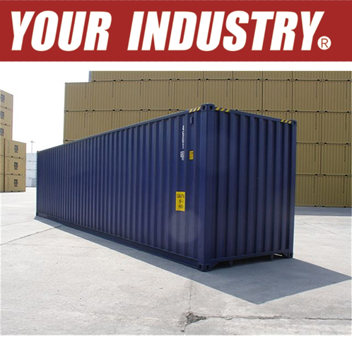new standard container 40' shipping container ALL China port