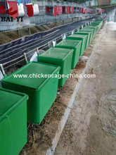 Hot sale rabbit breeding metal cages/used rabbit cage for sale