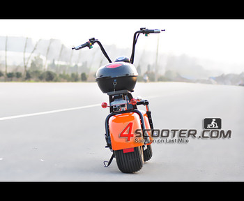 Brand new electric scooter citycoco 2000w with battery for wholesale