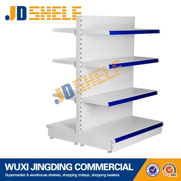 Germany design tegometall gondola retail supermarket shelving system
