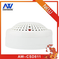 Conventional fire alalrm Chamber smoke detector fire alarm, conventional fire smoke sensor