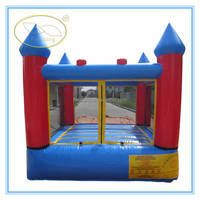 PVC 0.55mm sales cheap bouncy castle prices/best selling giant inflatable space war bounce castle